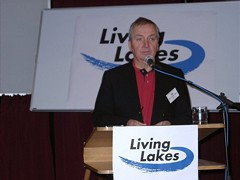 Keynotespeaker of the 7th Living Lakes Conference: Prof. Klaus Töpfer, UNEP-Director