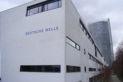 Deutsche Welle in Bonn, Germany