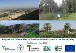 Regional NGO Master Plan for Sustainable Development in the Jordan Valley