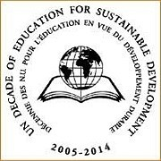 Logo UN Decade of Education for Sustainable Development 2005 – 2014