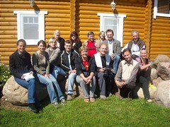 Participants of the Workshop in Estonia