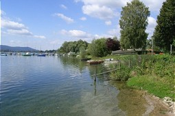 Shoreline of Lake Constance, Germany