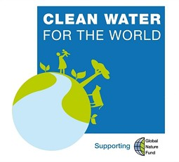 Logo Clean Water for the World