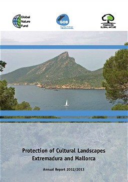 "Annual Report 2012/2013 ""Protection of Cultural Landscapes"""
