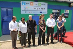 Water Energy Hubs in Kenia