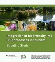 Baseline Study: Integration of Biodiversity into CSR Processes in Tourism