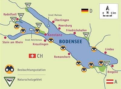 Insel Reichenau Karte.Gnf Lebendiger See 2016 Naturerleben