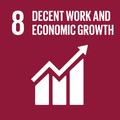 Goal 8: Promote sustainable economic growth, full and productive employment and decent work for all