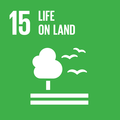 Goal 15: Protect, restore and promote sustainable use of terrestrial ecosystems, sustainably manage forests, combat desertification, and halt and reverse land degradation an and halt biodiversity loss